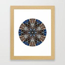 Bark and sky II Framed Art Print
