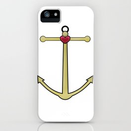 Anchor ♡ iPhone Case
