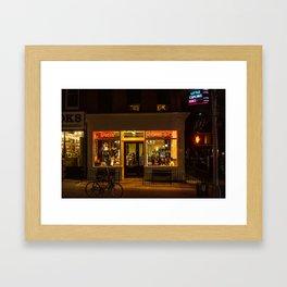 Piece Of Something Framed Art Print