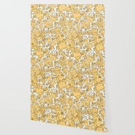 Technology! - Yellow Wallpaper