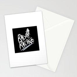 Rad Racing Vintage Stationery Cards
