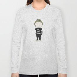Ni Una Menos Long Sleeve T-shirt