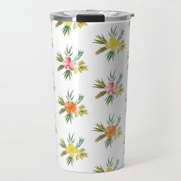 Botanic Pattern #2 Travel Mug