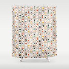 Domino Shower Curtain