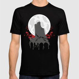 Howl at the Moon (Awoo) T-shirt