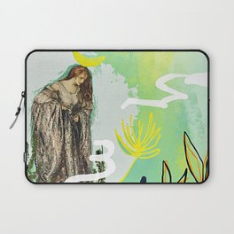 The High Priestess - Tarot Laptop Sleeve
