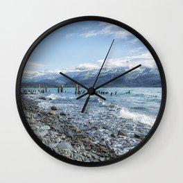 Seward Seashore Wall Clock