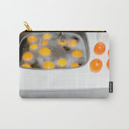 Persimmons and Oranges Carry-All Pouch