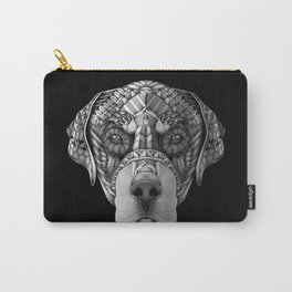 Ornate Rottweiler Carry-All Pouch