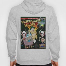 Video Game Trader #30 Cover Design Hoody