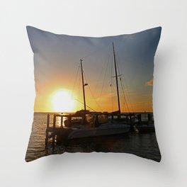 Dixie Dreams Throw Pillow