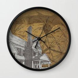 Utopia Wall Clock