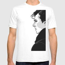 Sherlock by Sketchy Reputation T-shirt