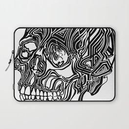 Death Mask No1 Laptop Sleeve