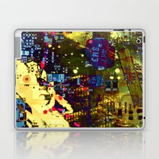 circuit board lost Laptop & iPad Skin