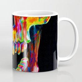 Chromatic Skull Coffee Mug