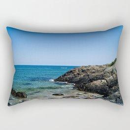 Marginal Way, Maine Rectangular Pillow