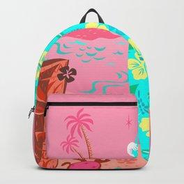 Hawaii Burlesque Festival Beach Bunny Backpack
