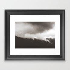 silence beckons 02 Framed Art Print