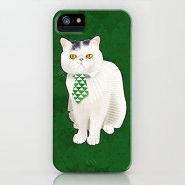 Dagoo (Green) iPhone Case