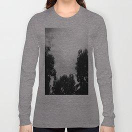 Breaking Cool (Black & White) Long Sleeve T-shirt