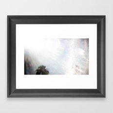 PHOSPHENE Framed Art Print
