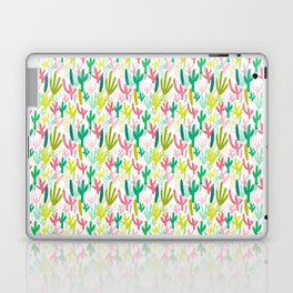 Desert Cactus Laptop & iPad Skin