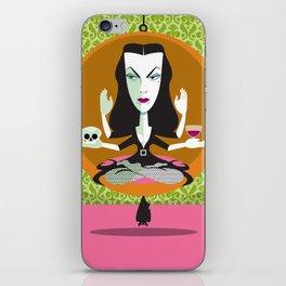 Mid-Century Monster iPhone Skin
