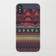 Autunno   Tribal Slim Case iPhone X