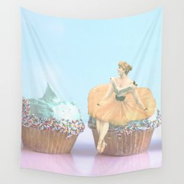 Cupcakes & Pastels Wall Tapestry
