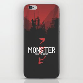 Monster iPhone Skin