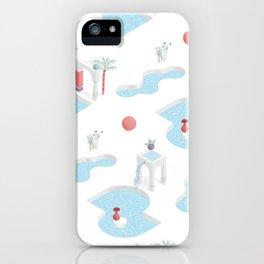 Eternity Pools iPhone Case