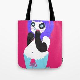 Pandacake Tote Bag