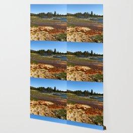 Firehole River Colors Wallpaper