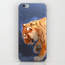 Flame Keeper iPhone Skin