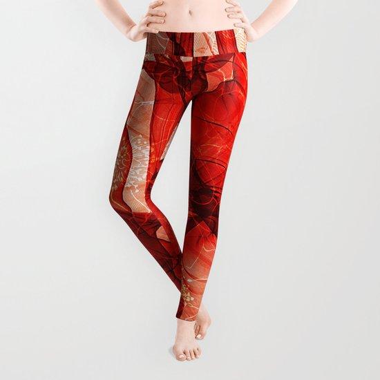 Poppy Veildance Leggings
