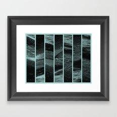 Unshore Framed Art Print