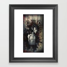 dante Framed Art Print