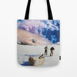 Himalayan Walking Shoes Tote Bag