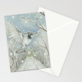 December Boulevard Stationery Cards