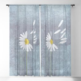 Daisy III Sheer Curtain