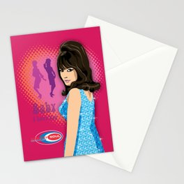 Ronnie Subway Soul Stationery Cards