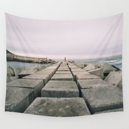 The seawall Wall Tapestry