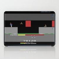 hero iPad Cases featuring Hero by klausbalzano
