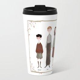 The Pevensies Travel Mug