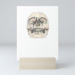 Skull Skull Horror Mini Art Print