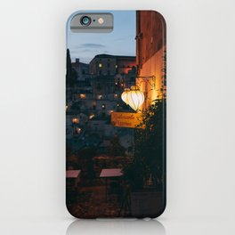 Matera ll iPhone Case
