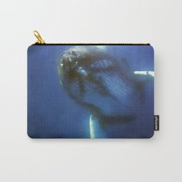 Whale Watching Carry-All Pouch
