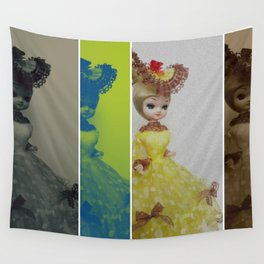 Dollface Wall Tapestry