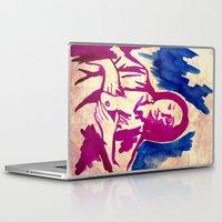 georgia Laptop & iPad Skins featuring Georgia by Lord Egon Will